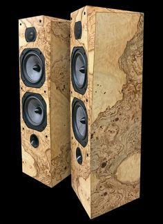 Room Speakers, Tower Speakers, High End Speakers, High End Audio, Audio Design, Speaker Design, Hifi Audio, Stereo Speakers