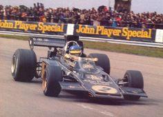 Great Britain 1973 Peterson Lotus 72E