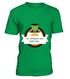 ST PATRICK Day  #gift #idea #shirt #image #TeeshirtAlcool #humouralcool