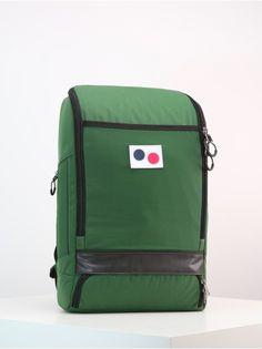 f784a9fa6e5c Backpack Cubik Large by pinqponq Matcha