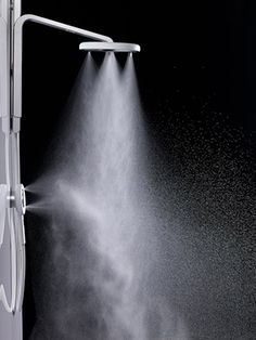When I got word that Silicon Valley was freaking out over a new showerhead, I was instantly curious. I never thought of my bath as ripe for disruption—that is, until I read about the Nebia. It's a high-tech shower...