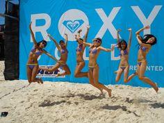 #Roxy #SurfGirls #Surf #Bikini #SurfChicks
