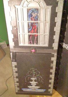 dollhouse window