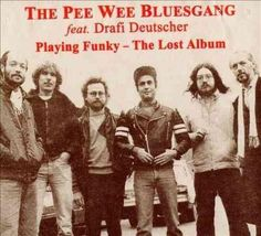 Pee Wee Bluesgang - Playing Funky: The Lost Album