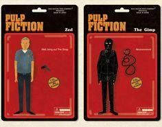 Pulp Fiction by Maxim Dalton