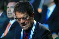 BRA108. COSTA DO SAUÍPE (BRASIL), 06/12/2013.- El seleccionador italiano de la selección de fútbol de Rusia, Fabio Capello, participa hoy, v...