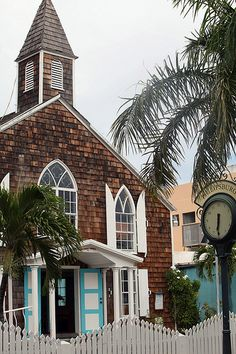 St. Maarten. The Methodist Church on Frontstreet. I had school Christmas shows in this church.