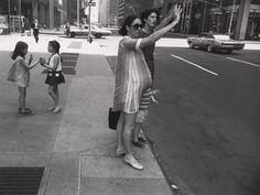 U.S. Street scene, NYC, early 1970s // Garry Winogrand