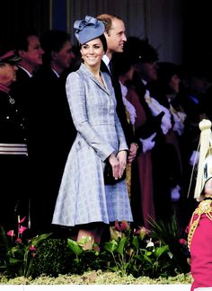 ru_royalty: Герцогиня вышли в свет. Встреча с президентом Сингапура в отеле Royal Garden