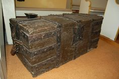A 14th century chest from Kloster Isenhagen