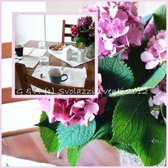A breakfast!  http://svolazzieventi.blogspot.it/2012/09/una-colazione-per-due.html