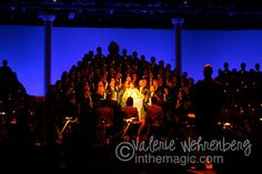 Celebrity narrator's for 2016 Epcot Candlelight Processional