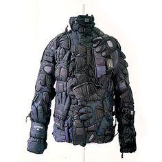 Maison Martin MargielaSki Gloves Jacket