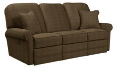 Addison will knock you off your feet. Not only does it have attractive welt trim on its arms, seat and back, it also gives you the option to recline on your sofa during movie night. Pass the popcorn, please.