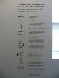viking symbols_002 | viking love symbol at national museum o… | Flickr