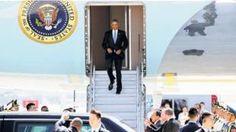 Obamaya Çin işkencesi: ABD Başkanı Barack Obama Çin'in ev sahipliğinde düzenlenen G-20 zirvesinde diğer ülke liderlerinden farklı bir karşılamayla ağırlandı. ABD'nin The New York Times gazetesi Obama'nın başkanlık uçağının inişinden sonra uçağa merdiven gönderilmediğini belirtirken Obama'nın 'kırmızı halı' üzerinde yür...