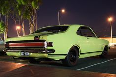 Holden HK Monaro GTS by small-sk8er on @DeviantArt