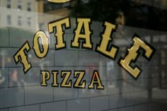 Totale Pizza NYC