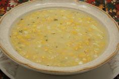 Ultimate Daniel Fast: Corn Chowder  Great site for Daniel fast recipes