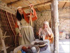 nazareth village museum - Google Search