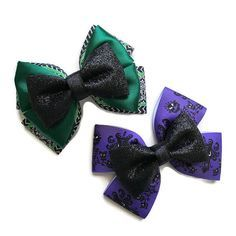 Make sure to bring your death certificate! These bows are begging to visit the…