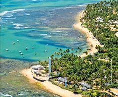 Praia do forte - Salvador - BA