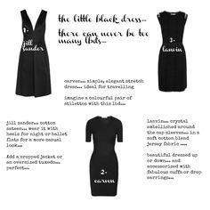 The Little Black Dress - Vicki Archer
