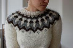 Lopi - traditional Icelandic sweater design