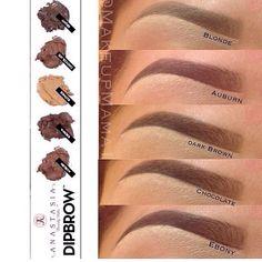 how to use nyx eyebrow pomade