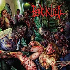 Being Killed - Massacre Of The Living (2008)