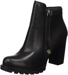 Tommy Hilfiger T2285Ide 1A1 - Zapatos de Cordones para Hombre, Color Marrón (Coffee (211), Talla 41