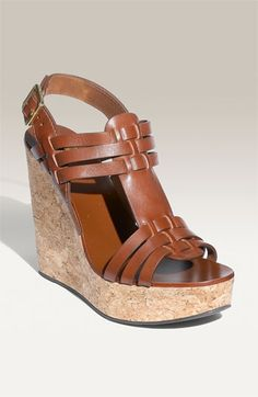 I need new wedges.. tory burch why must you be so expensive?