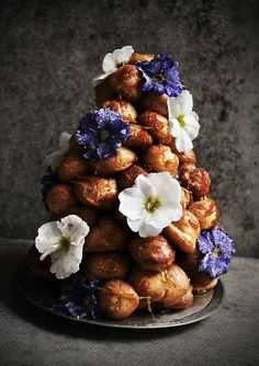 Croquembouche recipe» Twigg Studios