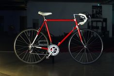 The Raleigh - vintage 70's - . Road Bike