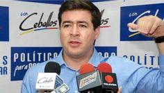 TSJ condena a 12 meses de cárcel a Daniel Ceballos Alcalde de San Cristóbal