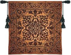 Love the colors in this wall tapestry...never really been a fan of tapestries but this one got me