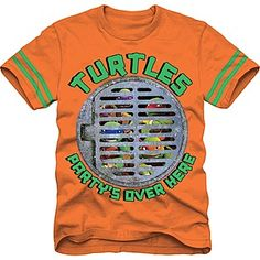 Nickolodeon- -Teenage Mutant Ninja Turtles Boy's T-Shirt