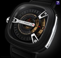 SEVENFRIDAY – M-2 Automatic