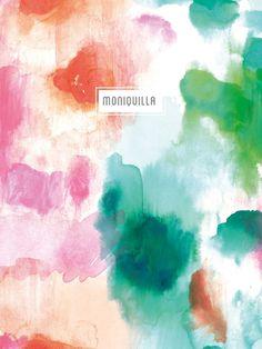 Página dedicada a la creación y diseño de estampados exclusivos de Mónica Muñoz - Moniquilla -