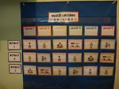 First Grade Garden: Introduction to Guided Math