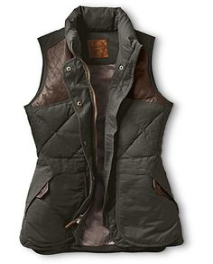 Maybe I've been watching too much Duck Dynasty, but man do I want this vest.