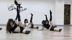 """VDANCE Studio """"Strip Dance"""" PARTITION Beyonce by Fox Kieu Ngoc"""