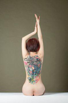 Queen Tattoo 1