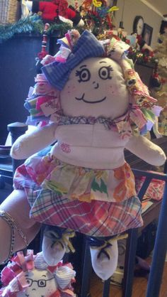Sharrons doll