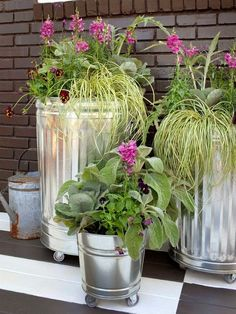 55+ Unique Container Gardening Ideas_30 #uniquecontainergardeningideas