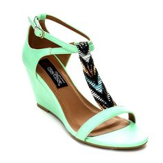 """Specifics    Item TypeSandals  Shoe WidthMedium(B,M)  Back Counter TypeAnkle Strap  ProcessAdhesive  Platform Height3-5cm  With PlatformsYes  Side Vamp TypeOpen  Closure TypeBuckle Strap  Insole MaterialPU  Fashion ElementBuckle  DecorationsCharm  Heel HeightHigh (3"""" and up)  Pattern TypeMixed Colors  GenderWomen  Sandal TypeAnkle Strap  StyleLeisure  Outsole MaterialRubber  OccasionCasual  Lining MaterialPU  Heel TypeWedges 