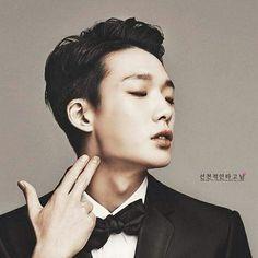 [Edit] BOBBY x GQ KOREA Magazine (via : CYD-KIM金知元中文站) #BOBBY #iKON