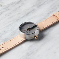 Crowdfunding : 4th Dimension Watch montre en béton par 22 Design Studio