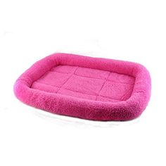 Small Animal Supplies Cages Friendly 1pc Round Warm Fleece Plush Pet Mat Thick Cat Dog Soft Bed Lounger Cushion For Puppy Kitten Hedgehog Pet Supplies Blanket