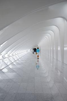 Milwaukee Art Museum, Santiago Calatrava.
